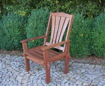 OEM Zahradní dřevěné křeslo MORENO