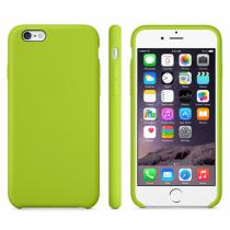 AppleKing protiskluzový matný obal pro Apple iPhone 6/6S zelený
