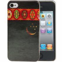 AppleKing ochranné pouzdro/kryt se pro Apple iPhone 4/4S – holy pattern