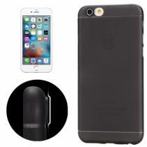 AppleKing ultra tenký plastový kryt pro iPhone 6/6S s ochranou zadní kamery černý