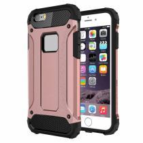 "AppleKing super odolný ""Armor"" kryt pro Apple iPhone 6/6S růžovozlatý"