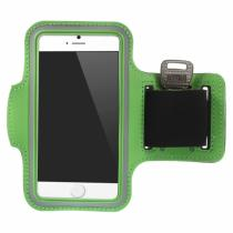 AppleKing sportovní pouzdro na ruku pro Apple iPhone 6/6S zelené
