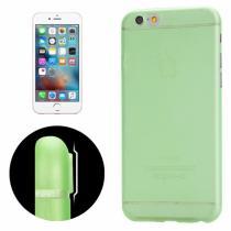 AppleKing ultra tenký plastový kryt pro iPhone 6/6S s ochranou zadní kamery zelený