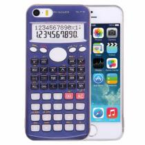 AppleKing kryt na iPhone 5/5S/SE s motivem kalkulačky