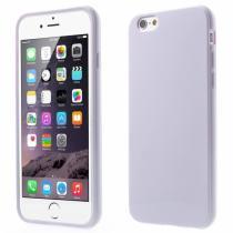 AppleKing lesklý gelový kryt na Apple iPhone 6/6S světle fialový