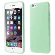 AppleKing lesklý gelový kryt na Apple iPhone 6/6S tyrkysový