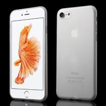 AppleKing ultratenký 0.3 mm kryt na Apple iPhone 8/7 bílý