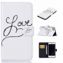 AppleKing pouzdro se stojánkem a sloty na karty pro Apple iPhone 8/7 Love