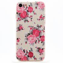 AppleKing ultratenký 0.6 mm kryt na Apple iPhone 8/7 Růže