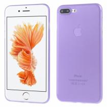 AppleKing ultratenký 0.3 mm matný kryt na Apple iPhone 8 Plus/7 Plus fialový