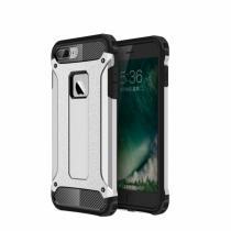"""AppleKing super odolný """"Armor"""" kryt na Apple iPhone 8 Plus/7 Plus stříbrný"""
