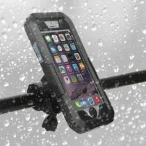 AppleKing iPX8 Voděodolný kryt 5v1 pro Apple iPhone 8/7 černý