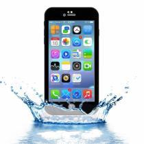 AppleKing voděodolný obal s diamantovým vzorem pro Apple iPhone 8 Plus/7 Plus černý