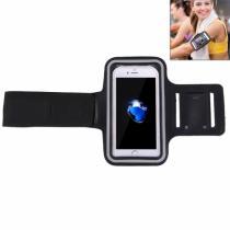 AppleKing sportovní pouzdro na ruku s kapsou na klíče pro Apple iPhone 8/7 černé