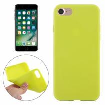 AppleKing gumový hladký kryt pro Apple iPhone 8/7 zelený