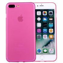 AppleKing ochranný matný poloprůhledný zadní kryt pro Apple iPhone 8 Plus/7 Plus růžový