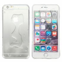 AppleKing voděodolné ultra tenké pouzdro/obal pro Apple iPhone 6/6S průhledné