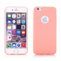 AppleKing matný kryt pro Apple iPhone 6/6S růžový