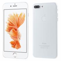 AppleKing ultratenký 0.3 mm matný kryt na Apple iPhone 8 Plus/7 Plus bílý