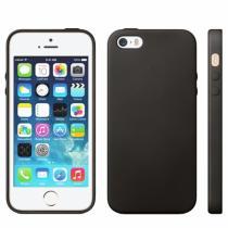 AppleKing kryt v originálním Apple designu pro iPhone 5/5S/SE černý