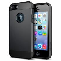 "AppleKing super odolný ""Armor"" kryt pro iPhone 5/5S/SE černý"