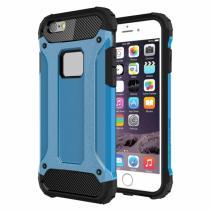 "AppleKing super odolný ""Armor"" kryt pro Apple iPhone 6/6S modrý"