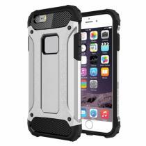 """AppleKing super odolný """"Armor"""" kryt pro Apple iPhone 6/6S stříbrný"""