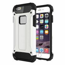 "AppleKing super odolný ""Armor"" kryt pro Apple iPhone 6/6S bílý"
