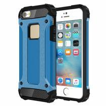 "AppleKing super odolný ""Armor"" kryt pro Apple iPhone 5/5S/SE modrý"