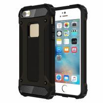"AppleKing super odolný ""Armor"" kryt pro Apple iPhone 5/5S/SE černý"