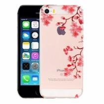 AppleKing kryt na iPhone 5/5S/SE výtvarné zpracování javorové listy