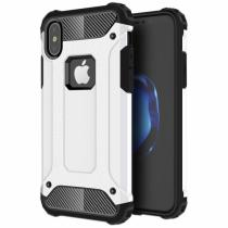 "AppleKing super odolný ""Armor"" kryt na iPhone X bílý"