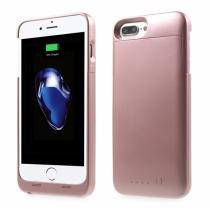 AppleKing mAXNON M7P externí kryt s baterií certifikovaný MFI pro Apple iPhone 8 Plus/7 Plus/