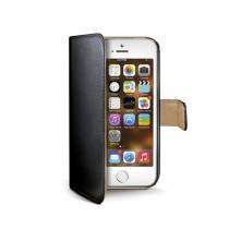 Celly Wally pro iPhone 5/5s/SE černé