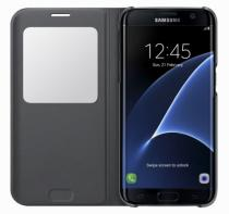 Samsung S-View pro Galaxy S7 Edge (EF-CG935P) černé