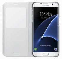 Samsung S-View pro Galaxy S7 Edge (EF-CG935P) bílé