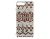 Guess Ethnic Chic Tribal 3D silikonové pouzdro Apple iPhone 7 Plus
