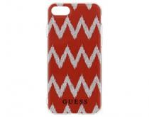 Guess Ethnic Chic Chevron 3D silikonové pouzdro Apple iPhone 7