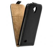 ForCell Slim Fresh pouzdro flip Samsung Galaxy J5 černé