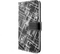 FIXED Opus pouzdro kniha Samsung Galaxy J5 (2016) White Stripes