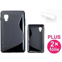 CONNECT IT S-Cover LG Optimus L4 II