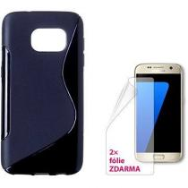 CONNECT IT S-Cover Samsung Galaxy S7 černé