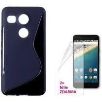 CONNECT IT S-Cover LG Nexus 5X černé