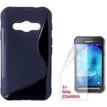 CONNECT IT S-Cover Samsung Galaxy Xcover 3 černé