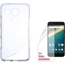 CONNECT IT S-Cover LG Nexus 5X čiré