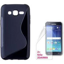 CONNECT IT S-Cover Samsung Galaxy J5/J5 Duos 2015