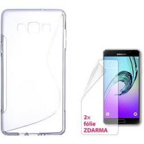 CONNECT IT S-Cover Samsung Galaxy A7 2016