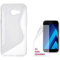 CONNECT IT S-Cover Samsung Galaxy A3