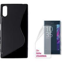 CONNECT IT S-Cover Sony Xperia XZ černé