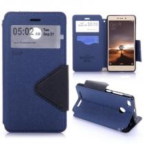 KG pouzdro Wallet Style pro Xiaomi Redmi 3s Navy blue